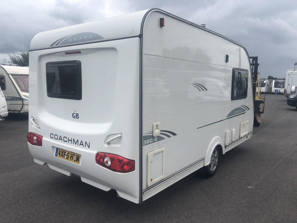 COACHMAN Amara 380-2 With Mover