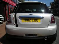 MINI HATCH 2.0 COOPER D LONDON 2012 EDITION 3DR AUTOMATIC