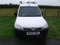 VAUXHALL COMBO DIESEL CAR DERIVED VAN 1.2 2000 CDTI