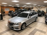 MERCEDES-BENZ E-CLASS 2.1 E250 CDI BLUEEFFICIENCY SPORT 5DR AUTOMATIC