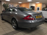 MERCEDES-BENZ CLS 3.0 CLS350 CDI GRAND EDITION 4DR AUTOMATIC