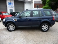 LAND ROVER FREELANDER 2.2 TD4 XS 5DR AUTOMATIC