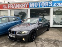BMW 3 SERIES 3.0 335I M SPORT 2DR AUTOMATIC