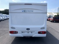 LUNAR Lexon EW Fixed Bed Twin Axle