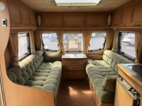 LUNAR Lexon EW Fixed Bed Twin Axle