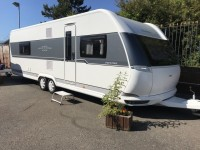 HOBBY Prestige 720 WLC Fixed, single beds end Bathroom new 2020