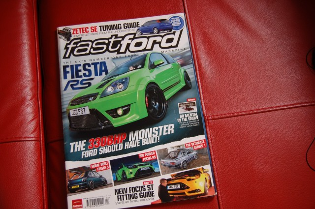 FORD FIESTA 2.0 ST 16V 3DR