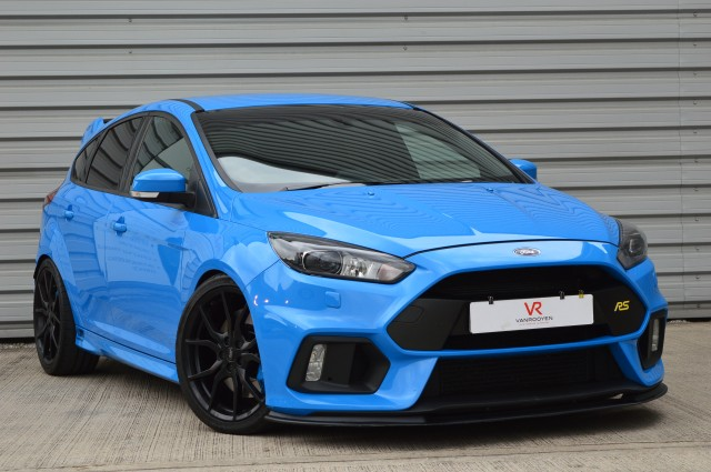 2016 (16) FORD FOCUS 2.3 RS 5DR | <em>19,496 miles