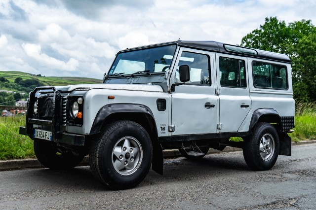 Used LAND ROVER Defender 110  CSW LHD  in Lancashire