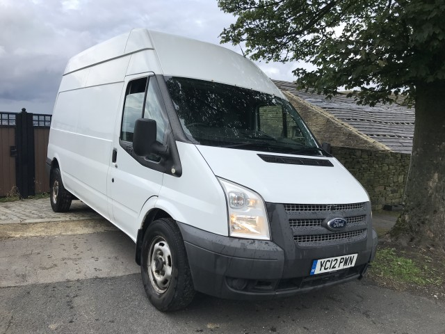 Used FORD TRANSIT 2.2 350 H/R in West Yorkshire