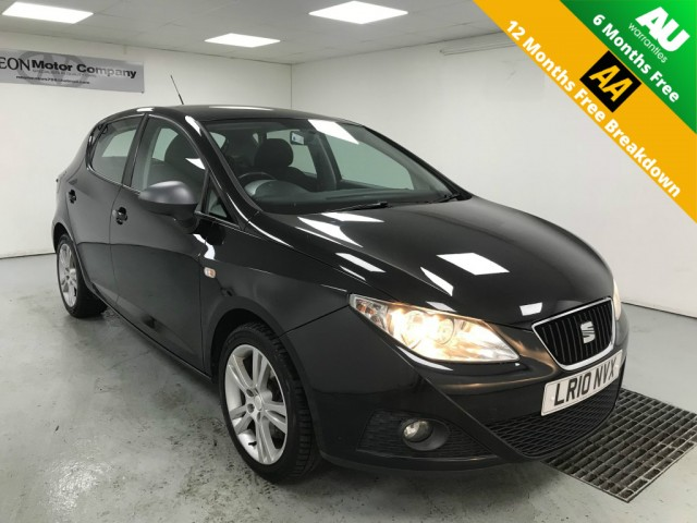 Used SEAT IBIZA 1.6 SPORT CR TDI 5DR in West Yorkshire