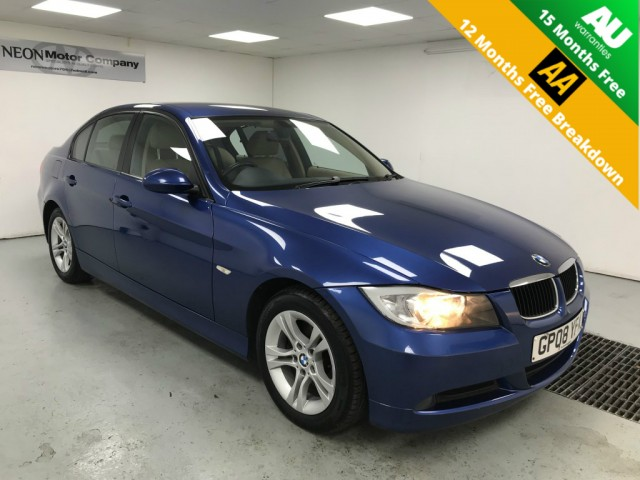 Used BMW 3 SERIES 2.0 320D SE 4DR AUTOMATIC in West Yorkshire