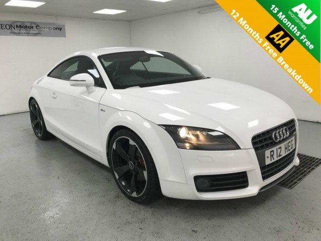 Used AUDI TT 2.0 TFSI S LINE SPECIAL EDITION 2DR SEMI AUTOMATIC in West Yorkshire