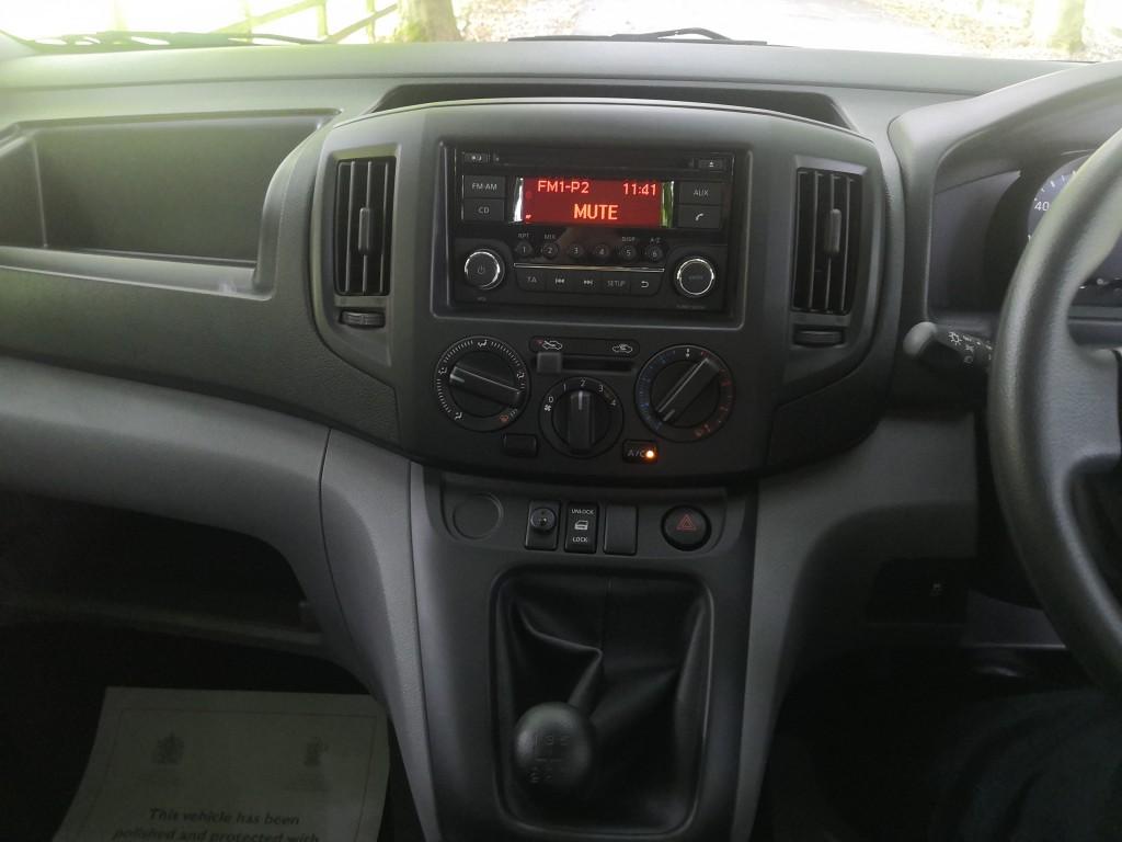 NISSAN NV200 1.5 DCI ACENTA  AC