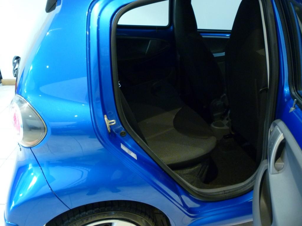 TOYOTA AYGO 1.0 BLUE VVT-I 5DR