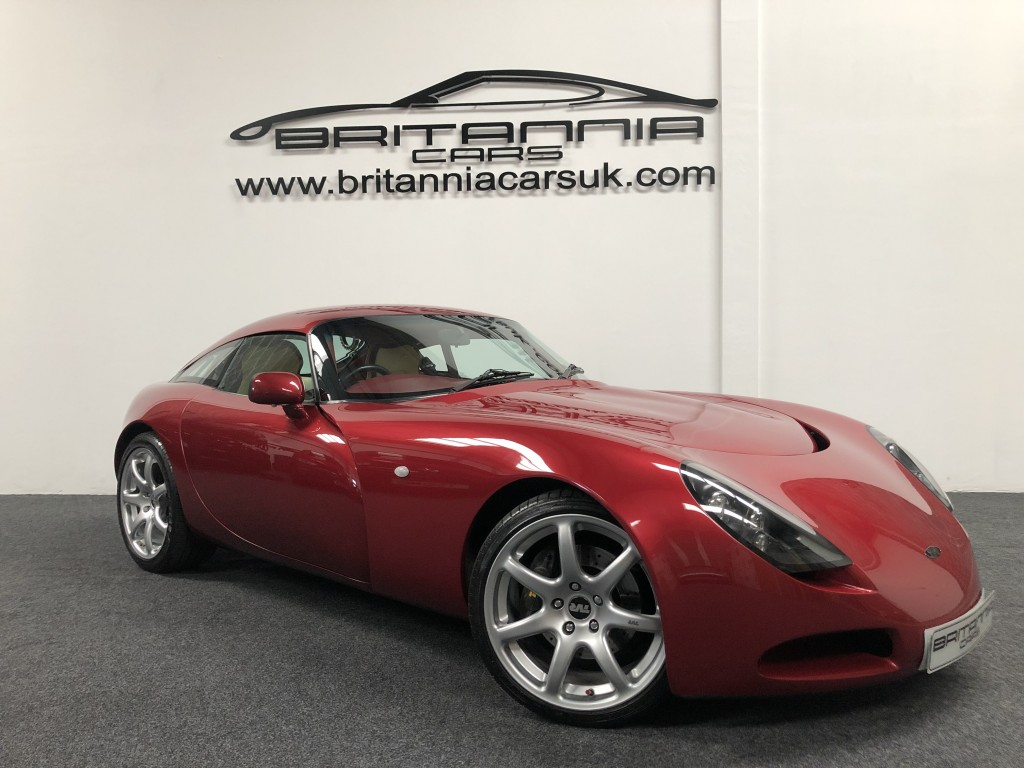 TVR T350C 3.6 3.6 2DR