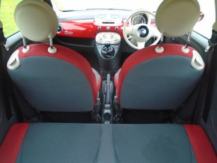 FIAT 500 0.9 TWINAIR POP 3DR