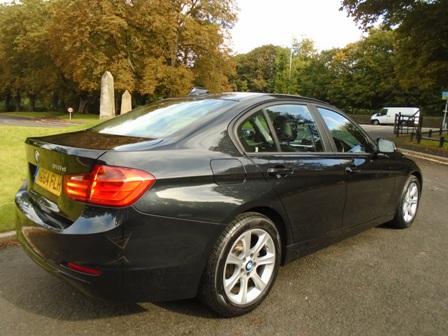 BMW 3 SERIES 2.0 316D ES 4DR AUTOMATIC