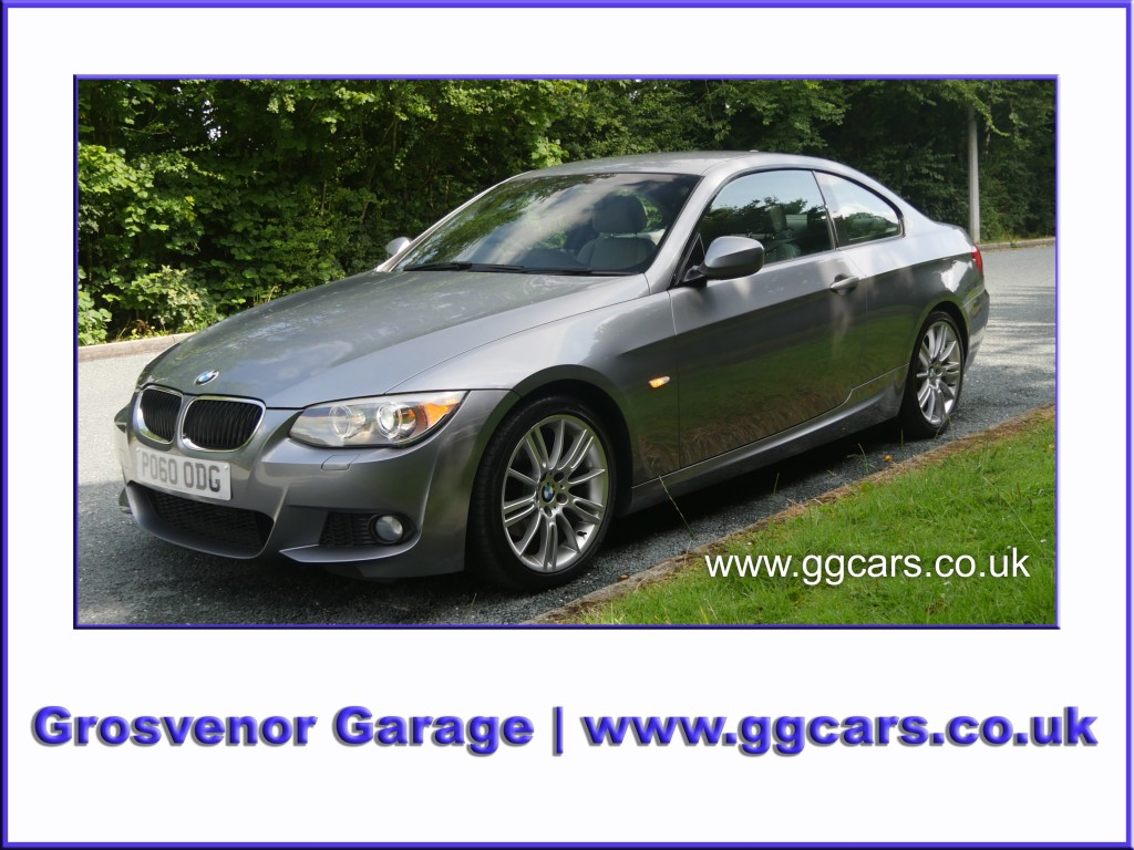 BMW 3 SERIES 2.0 320D M SPORT 2DR AUTOMATIC