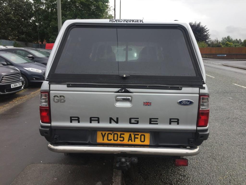 FORD RANGER 2.5 THUNDER Double Cab