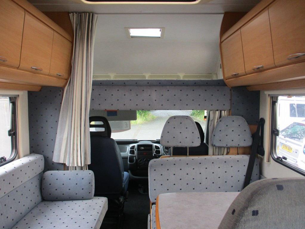 HYMER SWING  544 4/5 BERTH
