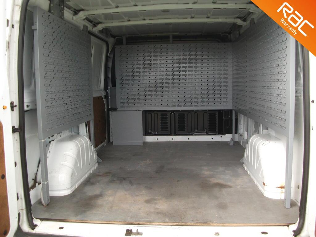 FORD TRANSIT DIESEL PANEL VAN 2.2 280 LR
