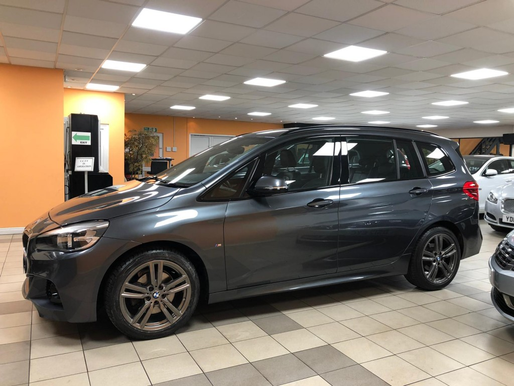 BMW 2 SERIES 1.5 218I M SPORT GRAN TOURER 5DR AUTOMATIC