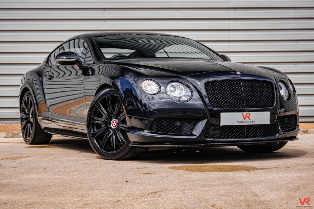 2014 (64) BENTLEY CONTINENTAL 4.0 GT V8 S 2DR AUTOMATIC | <em>23,559 miles
