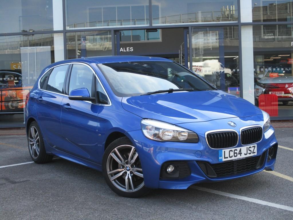 BMW 2 SERIES 1.5 218I M SPORT ACTIVE TOURER 5DR