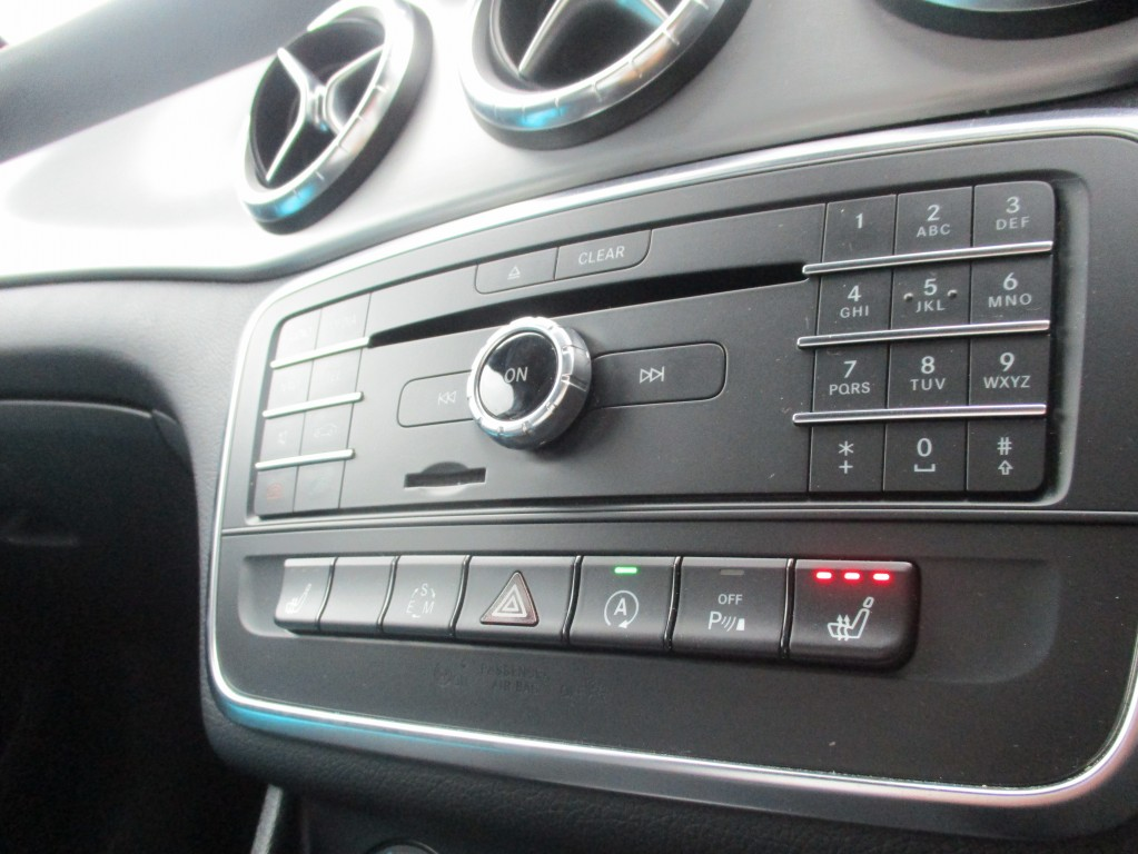 MERCEDES-BENZ CLA 2.1 CLA220 CDI AMG SPORT 4DR SEMI AUTOMATIC