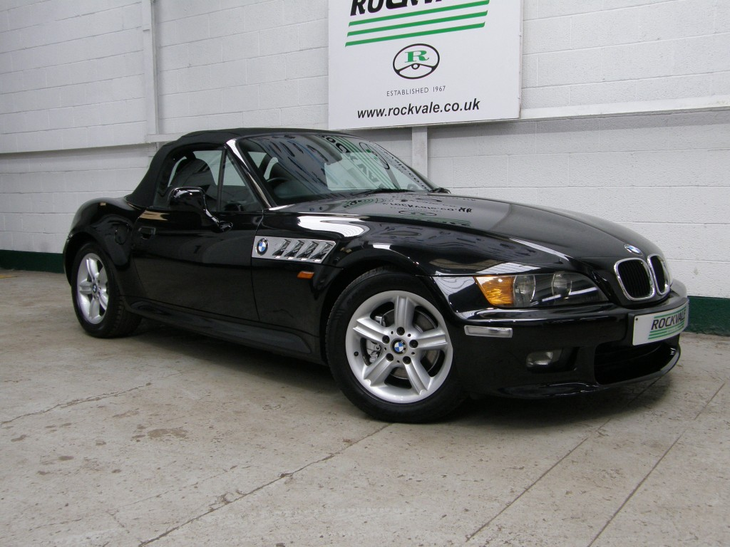 BMW 2.2i Automatic Roadster