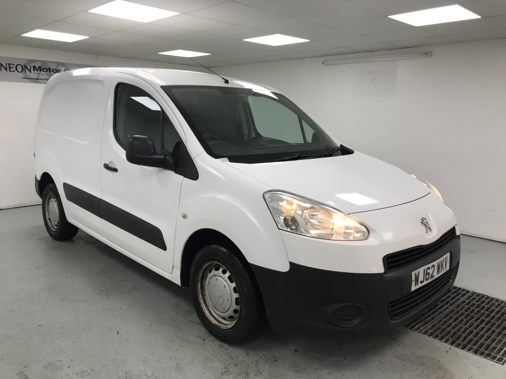 Used PEUGEOT PARTNER 1.6 S L1 625 in West Yorkshire