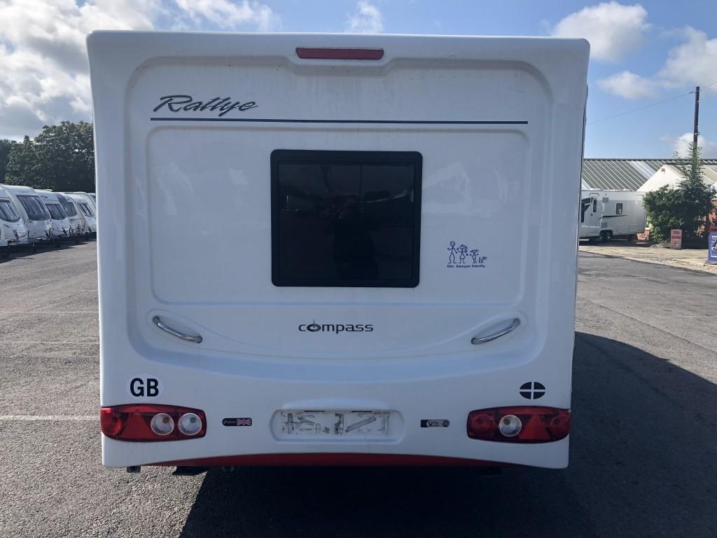 COMPASS Rallye 634