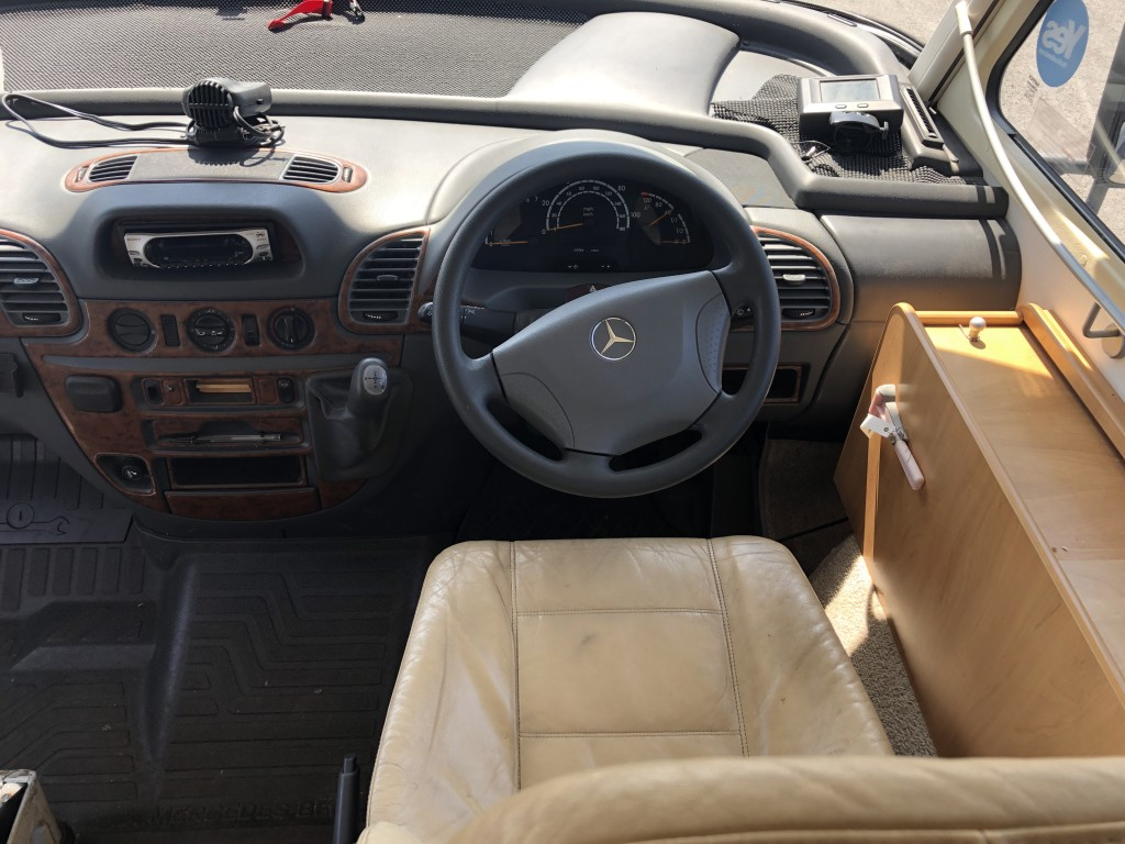 HYMER Starline 510 Mercedes Auto