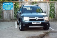 DACIA DUSTER 1.5 LAUREATE DCI 4WD 5DR