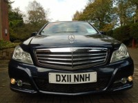 MERCEDES-BENZ C-CLASS 2.1 C250 CDI BLUEEFFICIENCY ELEGANCE 4DR AUTOMATIC