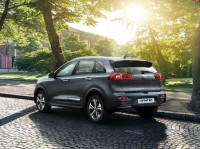 KIA NIRO E-Niro 4 64kWh Lithium-ion 201bhp 1-speed auto