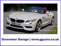 BMW Z SERIES 2.0 Z4 SDRIVE28I M SPORT ROADSTER 2DR AUTOMATIC