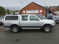 FORD RANGER 2.5 THUNDER Double Cab