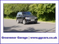 LAND ROVER RANGE ROVER 4.4 TDV8 WESTMINSTER 5DR AUTOMATIC