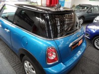 MINI HATCH 1.6 COOPER D PIMLICO 3DR CHILI PACK CRUISE CLIMATE CONTROL A/C ALLOYS DIESEL HATCH