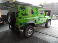 LAND ROVER DEFENDER 90 tdi 3 DOOR SWB 4WD DIESEL 2.5 tdi 3 door defender 90 swb diesel