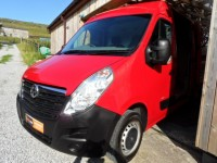 VAUXHALL MOVANO 2.3 F3500 L2H2 CDTI 2.3 DIESEL VAN 6 SPEED 3 SEATS 1 OWNER FROM NEW FSH HPI CLEAR - NO VAT