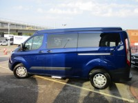 FORD Transit Custom  High Roof Kombi Van
