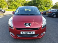 PEUGEOT 5008 1.6 HDI SPORT 5DR