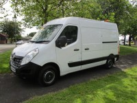 RENAULT MASTER 2.3 125.35 L3H2 - ONE OWNER - AIR CON - FSH