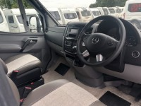AUTO-SLEEPER Burford Mercedes Automatic