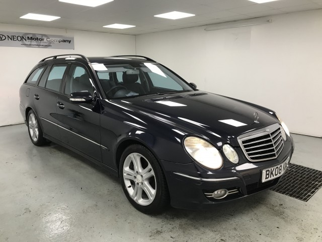 Used MERCEDES-BENZ E-CLASS 3.0 E320 CDI AVANTGARDE 5DR AUTOMATIC in West Yorkshire