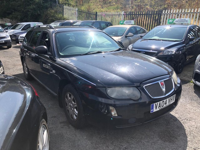 Used ROVER 75 2.0 CLASSIC CDTI TOURER 5DR in West Yorkshire