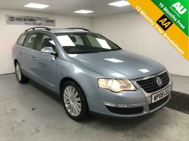 Used VOLKSWAGEN PASSAT 2.0 HIGHLINE TDI 5DR in West Yorkshire